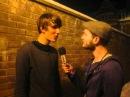 Netsky interview @ Swindon M.E.C.A. 18/12/2010 by Ryan Desty