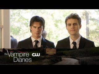 The Vampire Diaries | The Simple Intimacy of the Near Touch Scene | The CW