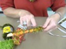 Crankin' Out Crafts ep84 Straw Lei with Kukui Nuts