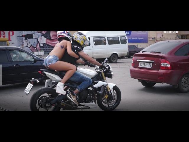 Влог 2 .Проиграла спор Прокатилась на мотоцикле.Толстяк худеет. Хачатур Малхасян.