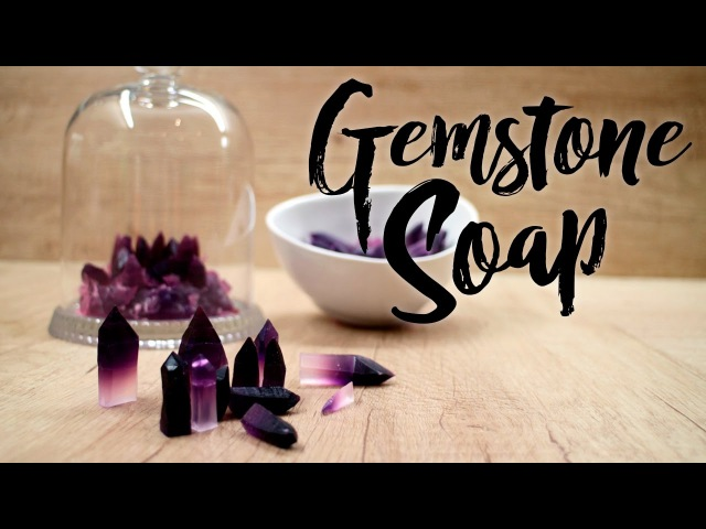 GEMSTONE SOAP D.I.Y. ❤ mimi'z world