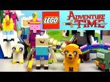 LEGO Ideas 21308 Время приключений по мультику Adventure time