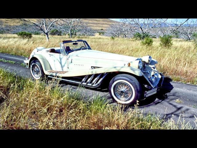 DiMora Clenet Series I Roadster 1976–79