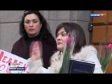 8 марта украинские феминистки объединились с проститутками