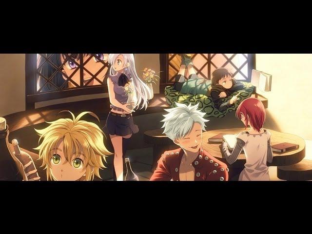 Обзор на аниме семь смертных грехов