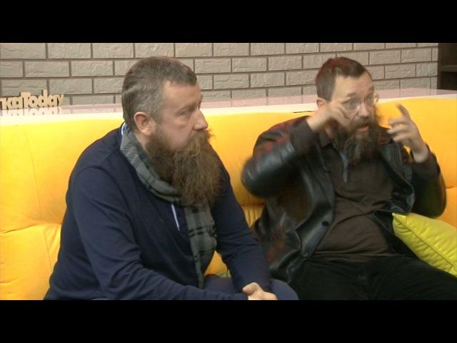 Герман Стерлигов в гостях у Вятка Today. 21.11.2016