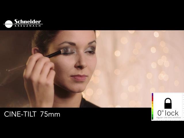 The FF-Prime Cine Tilt lenses: a revolution in cinematic storytelling.