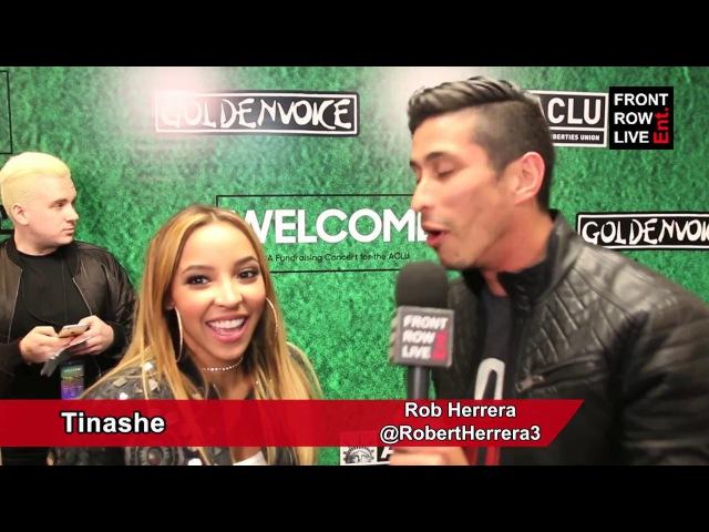 Tinashe Talks BTS (J-Hope) Collaboration ACLU w/ @RobertHerrera3