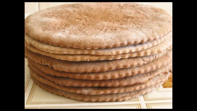 Коржи минутка для торта Коржи для торта на сковороде Быстро вкусно Cakes cakes for the cake