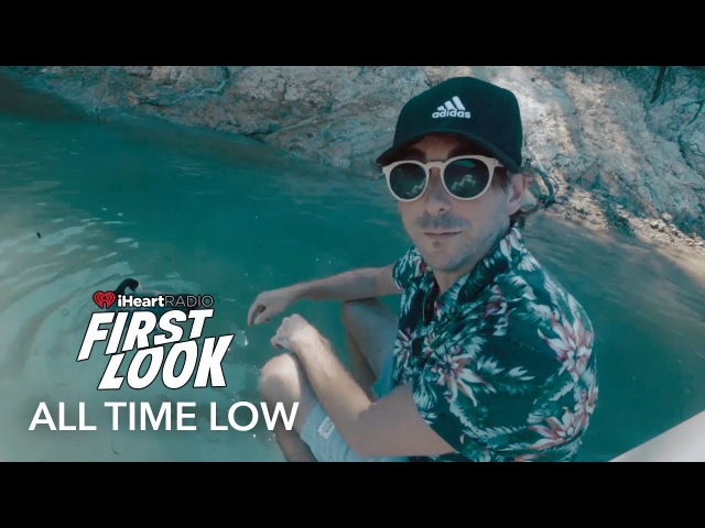 IHeartRadios First Look Powered by MMs featuring All Time Low