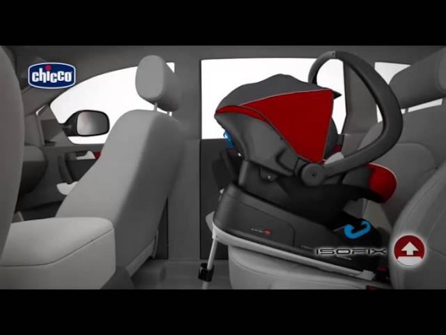 Chicco Autofix Isofix Base kiddicare