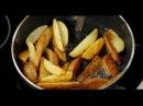 Как правильно жарить картошку по-деревенски (инструкция) / Илья Лазерсон / Обед б