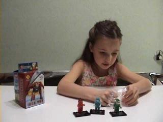 Игрушки Lego Robocar Poli