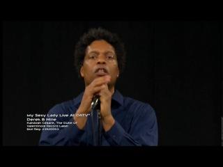 Derek B Nine: Adult Entertainment  (Live at DATV~Dayton Access Television)