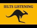 IELTS Academic exam listening preparation Canguro English