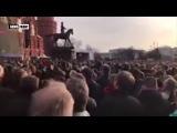 «Питер, мы с тобой»: В Москве началась акция памяти жертв теракта в Санкт-Петербу...
