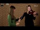 Урок игры на скрипке Постановка правой руки скрипача ч. 2