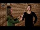 Урок игры на скрипке Постановка правой руки скрипача ч. 1
