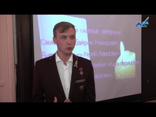 О чувствах и эмоциях детей в годы ВОВ рассказывает фильм молодого режиссера из КЧР