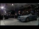 Top Gear топгир на руском Audi RS6 против Mercedes-Benz E55 AMG, BMW M5 и Jaguar S-Type R