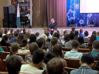 День абитуриента прошел в Йошкар-Оле в ПГТУ