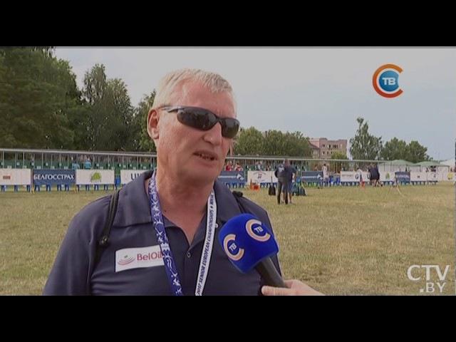 Чемпионат Европы по современному пятиборью в Минске: белорусы оказались на 7-й позиции