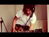 Miguel Montalban performing 'Let's Try' Guitar solo