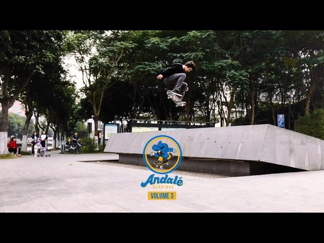 Andalé Bearings Team Edit Volume 3