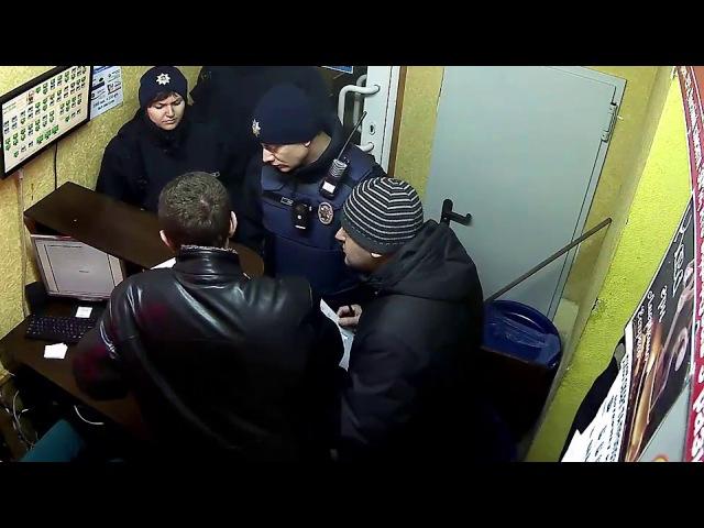 Беззаконня Нової поліції Хмельницького