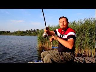 Фидерная рыбалка на озере от Сергей Попов