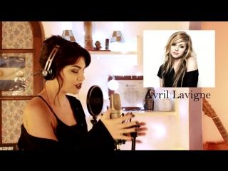 1 ДЕВУШКА 12 ГОЛОСОВ (ЧАСТЬ IV) (Ariana Grande, Lali, Demi Lovato и 9 других)