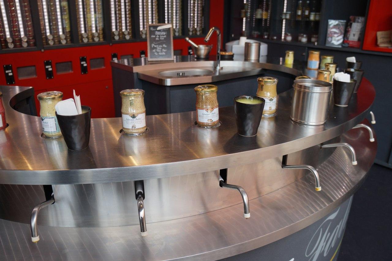 Дижонская горчица. Как делают ее во Франции