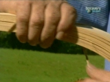 Bushcraft06 Искусство выживания. Каноэ из бересты. [www.documentary.perm.ru]