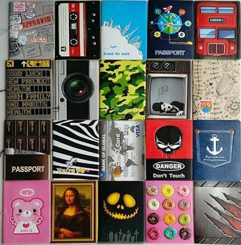 Обложки для паспорта за 281