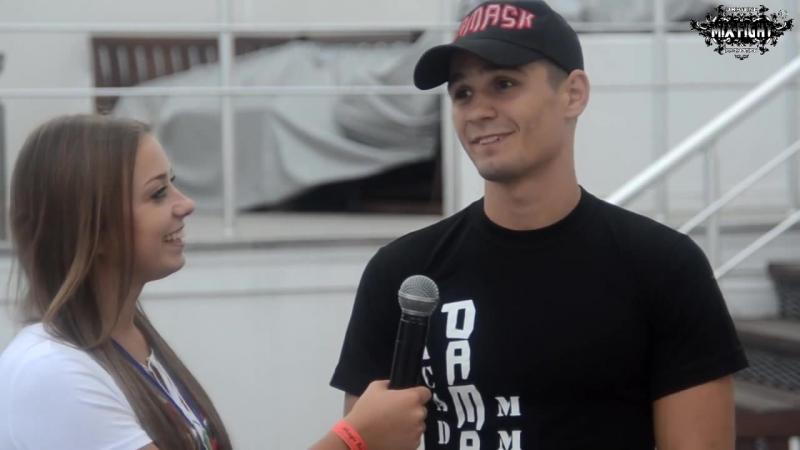 Mix Fight Promo4 Максим Пашков Хмельницкий vs Андрей Чеботару Молдова