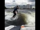 Wakesurfing. FlyJets