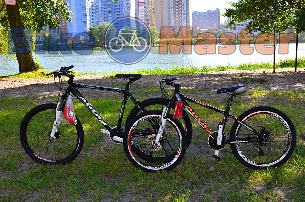 Ardis Rider. Обзор горного велосипеда