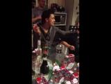Дима Билан на кухне у алкоголиков