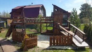 Детская площадка под Шлиссельбургом