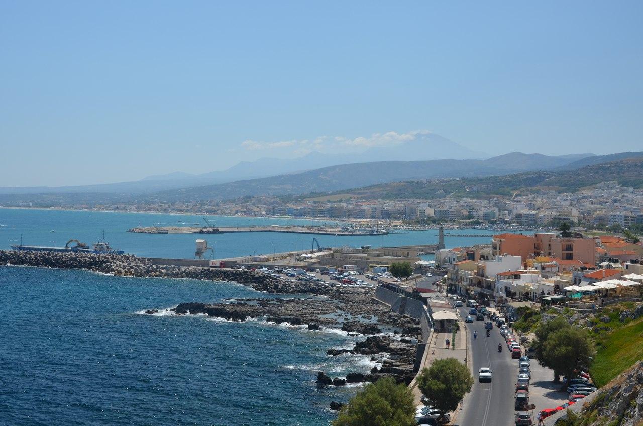 8taSTr6fGQ8 Ретимно один из самых красивых городов на Крите.
