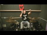 AMATORY - Остановить время( small drum-cover by Nikita Evtyushenkov)