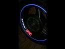 Крутые светящиеся наклейки на диски