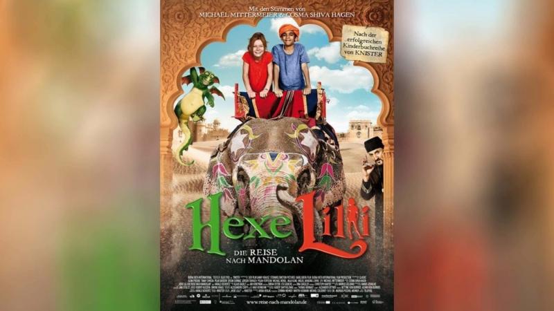 Лили – настоящая ведьма Путешествие в Мандолан (2011) | Hexe Lilli: Die Reise nach Mandolan