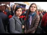 #ПитерМыСТобой. Акция в память о жертвах теракта. Москва