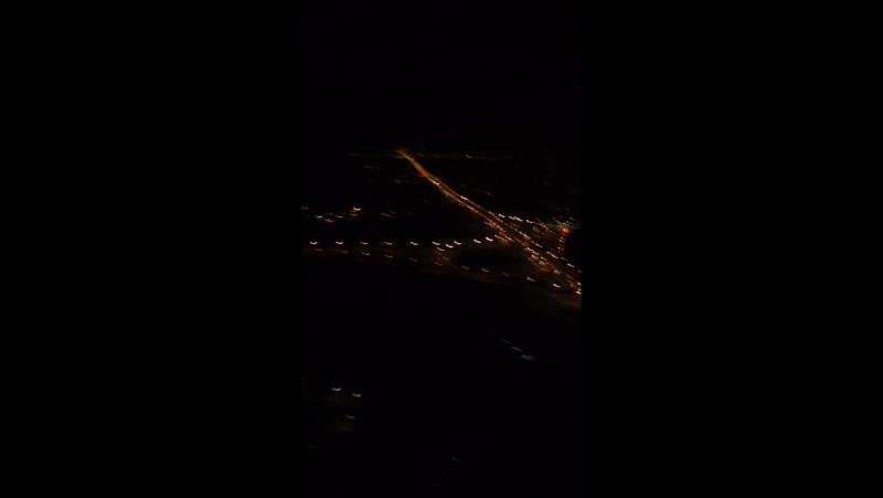 Ночная Москва на 8 Марта 💑
