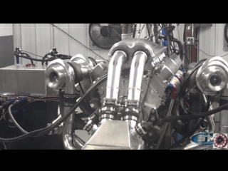 Обзор Devel Sixteen 5000 л/с 560 км в час