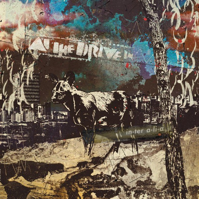 At the Drive-In - Incurably Innocent [single] (2017)