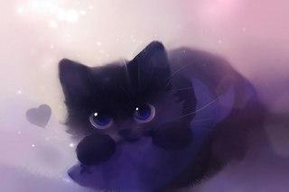Красивые коты на аву