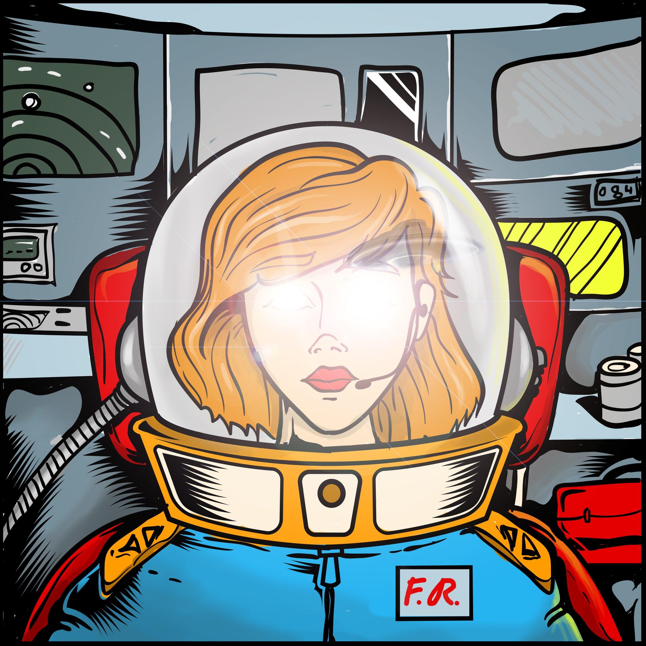Новый сингл Futuristic Romance - FR