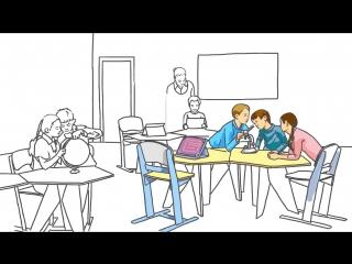 Как создать в школе атмосферу вдохновения и открытий?